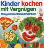 Kinder kochen mit Vergnügen