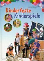 Kinderfeste, Kinderspiele