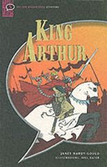 King Arthur and the Knights of the Round Table: Comic-strip (Oxford Bookworms Starters)