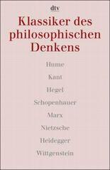 Klassiker des philosophischen Denkens