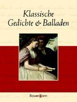 Klassische Gedichte und Balladen