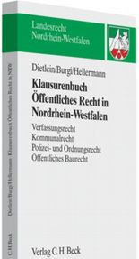 Klausurenbuch Öffentliches Recht in Nordrhein-Westfalen