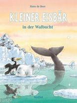 Kleiner Eisbär in der Walbucht