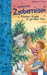 Kleiner Koala in großer Not