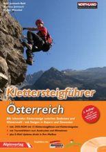 Klettersteigführer Österreich, m. DVD-ROM