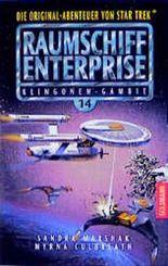 Klingonen-Gambit, Raumschiff Enterprise 14