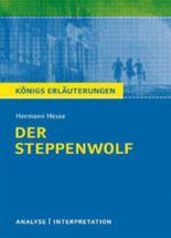 Königs Erläuterungen und Materialien: Erläuterungen zu Hermann Hesse. Der Steppenwolf