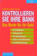 Kontrollieren Sie Ihre Bank