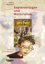 Kopiervorlagen und Materialien zu 'Harry Potter und der Stein der Weisen', neue Rechtschreibung