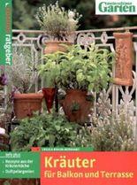 Kräuter für Balkon und Terrasse