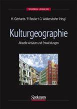 Kulturgeographie