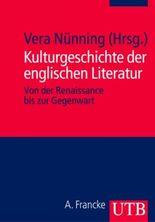 Kulturgeschichte der englischen Literatur