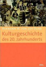 Kulturgeschichte des 20. Jahrhunderts, 2 Bde.