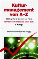 Kulturmanagement von A - Z