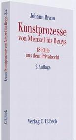 Kunstprozesse von Menzel bis Beuys