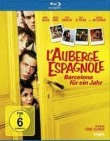 L' Auberge Espagnole - Barcelona für ein Jahr, 1 Blu-ray
