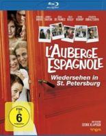L'Auberge Espagnole - Wiedersehen in St. Petersburg, 1 Blu-ray
