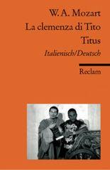 La clemenza di Tito /Titus.