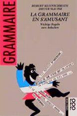 La Grammaire en s' amusant