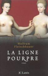 La ligne pourpre. Die Purpurlinie, französische Ausgabe