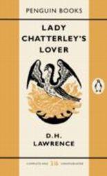 Lady Chatterley's Lover. Lady Chatterley's Liebhaber, englische Ausgabe