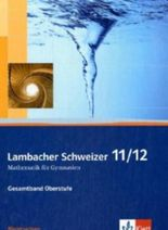 Lambacher Schweizer - Ausgabe für Niedersachsen / Schülerbuch mit CD-ROM 11/12