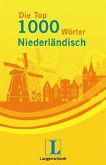 Langenscheidt Die Top 1000 Wörter Niederländisch