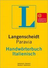 Langenscheidt Handwörterbuch Italienisch