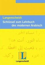 Langenscheidt Lehrbuch des modernen Arabisch - Lösungsschlüssel