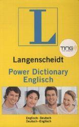 Langenscheidt Power Dictionary Englisch TING - Buch (TING-Ausgabe)