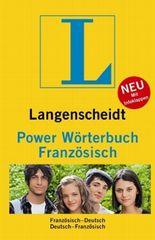 Langenscheidt Power Wörterbuch Französisch - Buch (normale Ausgabe)