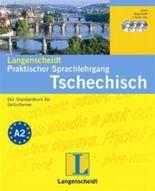Langenscheidt Praktischer Sprachlehrgang Tschechisch - Buch, 3 Audio-CDs + Begleitheft