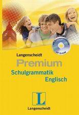 Langenscheidt Premium-Schulgrammatik Englisch - Buch mit CD-ROM