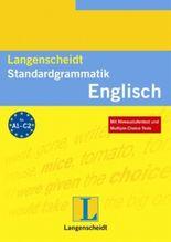 Langenscheidt Standardgrammatik Englisch