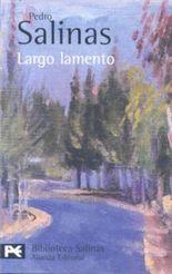 Largo lamento / Long Lament