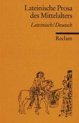 Lateinische Prosa des Mittelalters