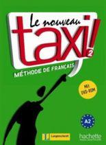 Le Nouveau Taxi ! 2 - Lehrbuch mit DVD-Rom