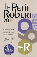 Le Petit Robert Dictionnaire Alphabetique et analogique de la langue francaise