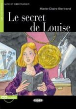 Le secret de Louise - Buch mit Audio-CD