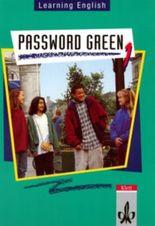 Learning English - Password Green für Gymnasien / Tl 1 (1. Lehrjahr) / Schülerbuch
