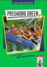 Learning English - Password Green für Gymnasien / Tl 5 (5. Schuljahr) Schülerbuch