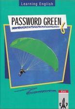 Learning English - Password Green für Gymnasien / Tl 6 (6. Lehrjahr) Schülerbuch
