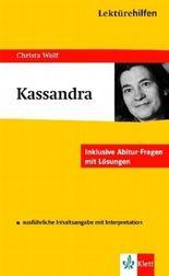 "Lektürehilfen ""Kassandra"""