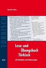 Lese -und Übungsbuch Türkisch