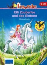 Leserabe: Elfi Zauberfee und das Einhorn