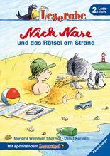 Leserabe: Nick Nase und das Rätsel am Strand