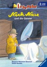 Leserabe: Nick Nase und die Geister