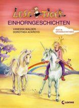Lesetiger - Einhorngeschichten
