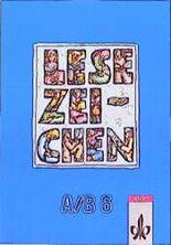 Lesezeichen, Ausgabe A/B für Gymnasien und Realschulen, 6. Schuljahr