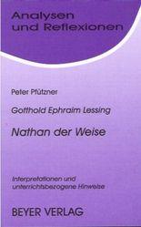 Lessing,Gotthold E. - Nathan der Weise